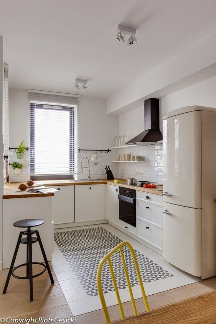 10 Styles Perfect for Your Small Kitchen