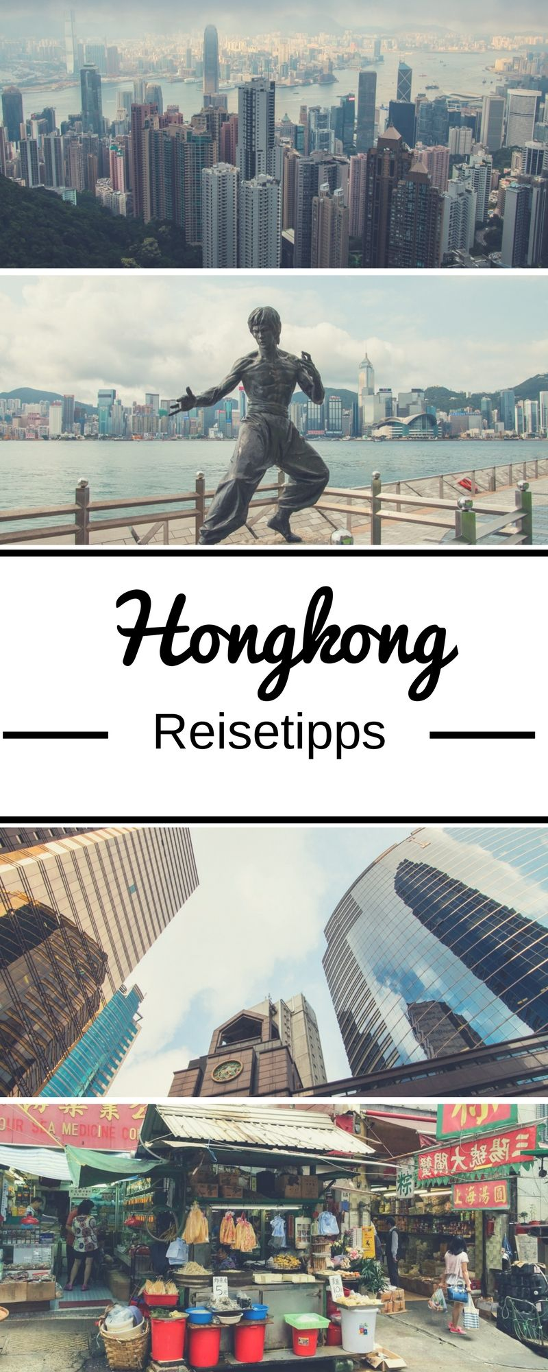 Hongkong, my love - ein Travel Guide - Travel on Toast
