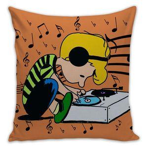 Almofada Snoopy - Schroeder