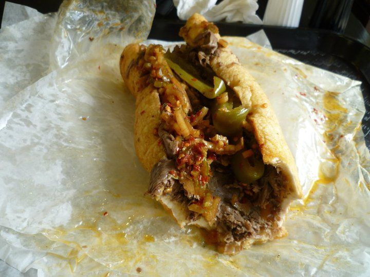 Omm. I wish I had one right now. Also, I took this picture and ate this sandwich. (Al's in Wrigleyville)