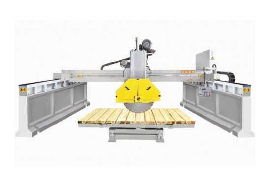 blade dia.1200mm, blade motor 22kw, worktable 3200x2000mm, Xiamen Chiyi Stone Machine Co., Ltd.