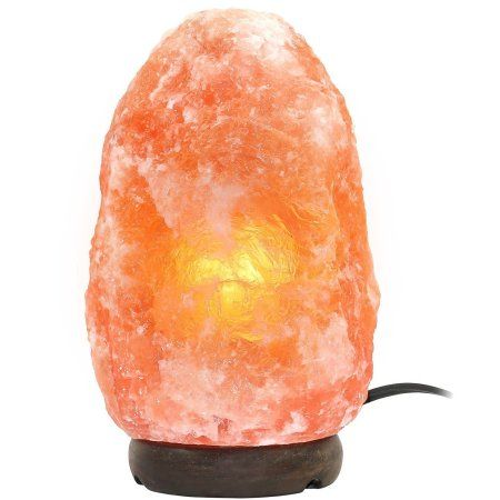 Salt Rock Lamp Walmart New Free Shippingbuy Greenco Natural Himalayan Rock Salt Lamp 611 Lbs Review