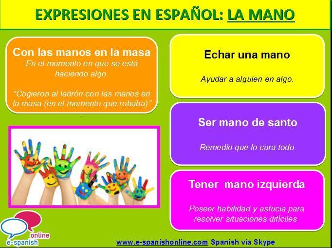 B1 En Español Usamos Muchas Expresiones Locuciones Frases