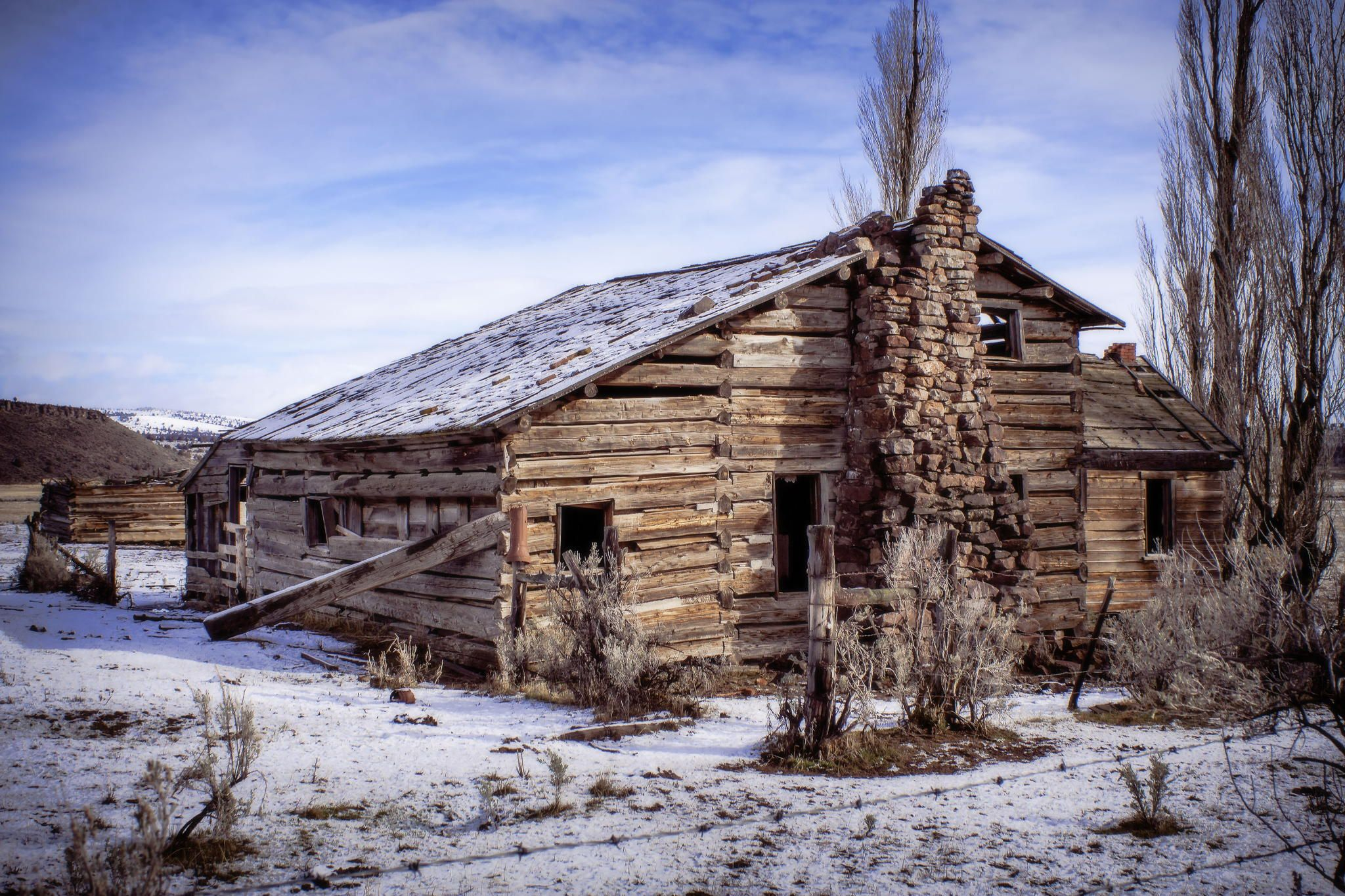 Abandoned in Time by Michael Kinnaman on 500px