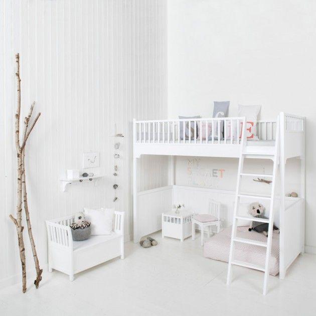 15 Wunderschöne skandinavische Kinderzimmer Designs, die Sie begeistern werden mit Bildern ...