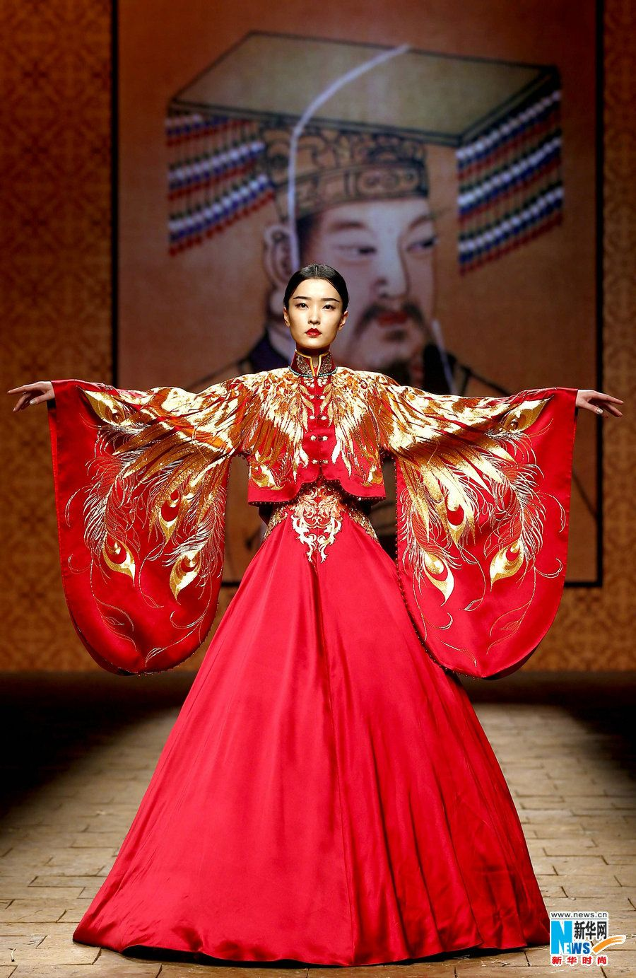 Tradition Gets Trending At China Fashion Week The