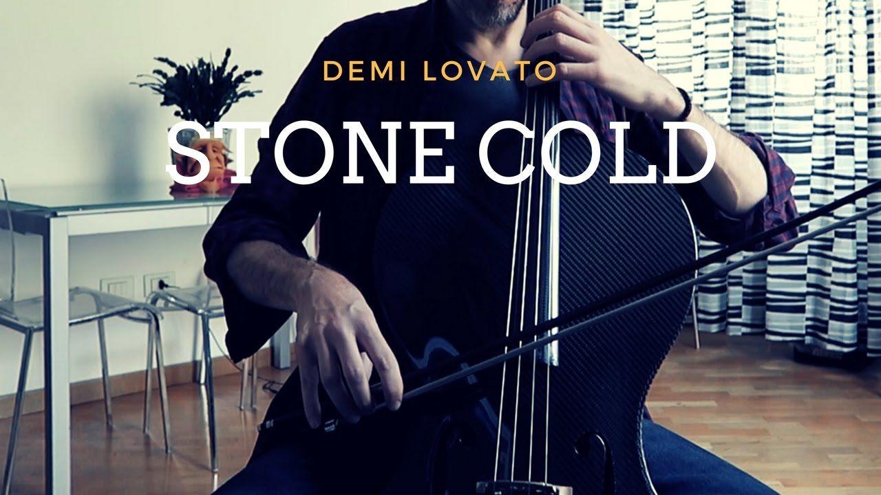 Demi Lovato Stone cold for cello and piano (COVER