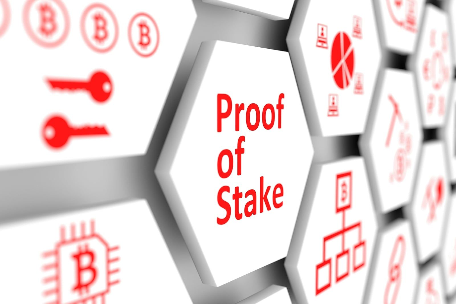 Proof Of Stake blockchain crypto cryptocurrency Greatest