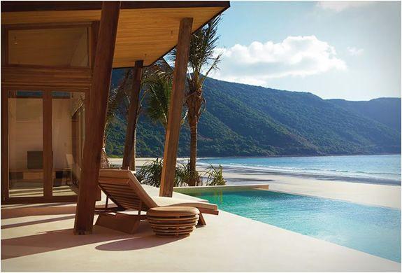 Six Senses Con Dao Vietnam Con Dao Resort Hotel