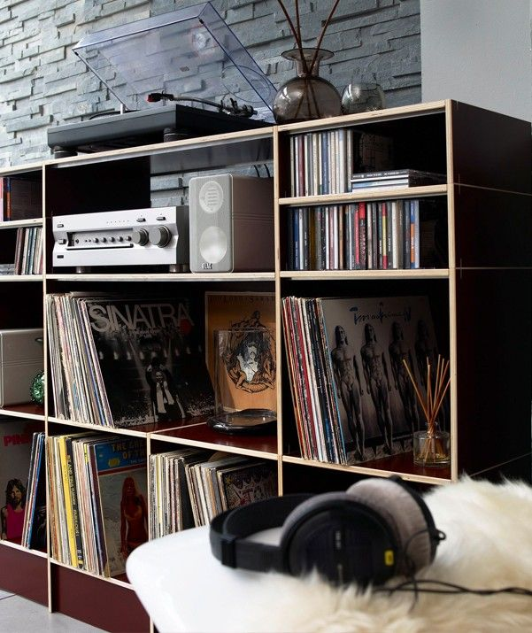 die besten 25 hifi regalsysteme ideen auf pinterest. Black Bedroom Furniture Sets. Home Design Ideas