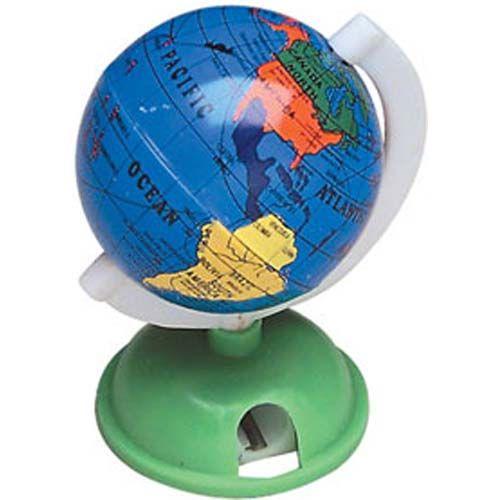 Globe pencil sharpener