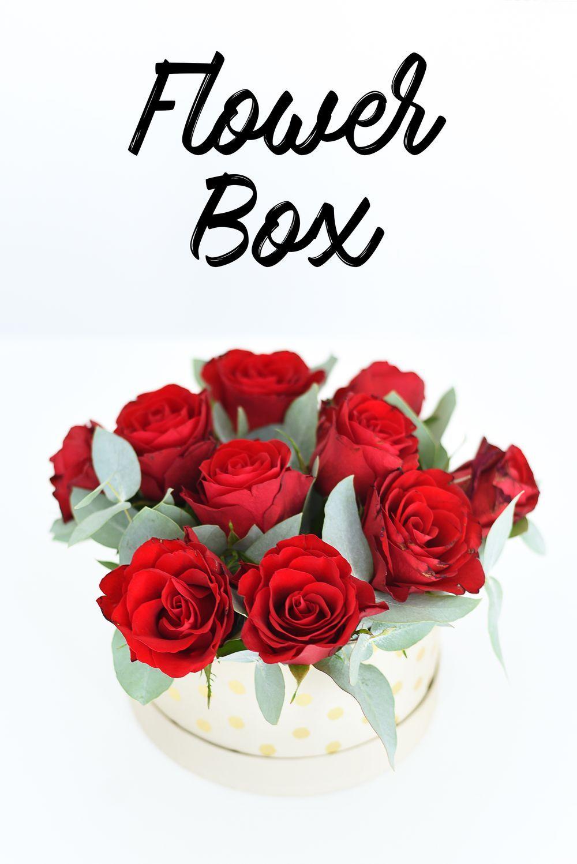 Jak Zrobic Flower Box Kwiatowe Diy Polenka Pl Flowers