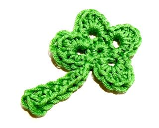 The Shamrock Family Free Pattern Häkeln Pinterest Häkeln