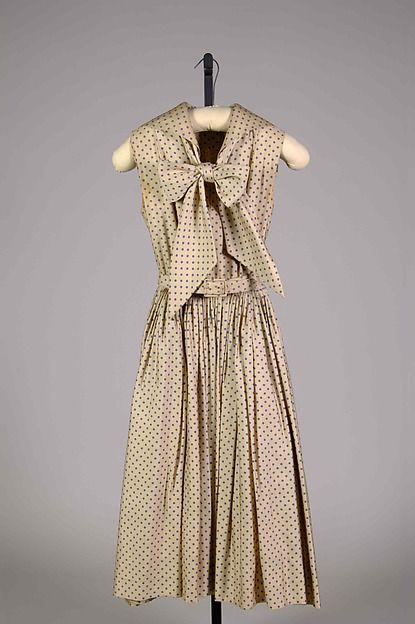 Norman Norell Dress American Retro Fashion Vintage Vintage Fashion 1950s Fashion