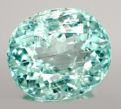 Paraiba Tourmaline, named after the place it was found. It has appeared in the most amazing colours of neon blue (turquoise), green, blue, mauve and violet. Paraiba Tourmalines are amongst the most powerful and healing gemstones