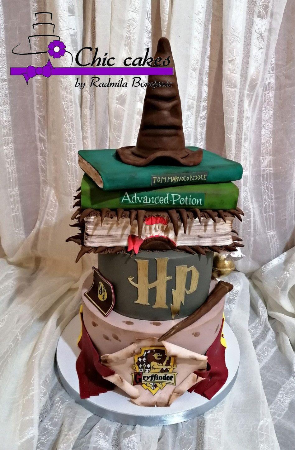 Harry Potter cake by Radmila Harry potter cake, Cake