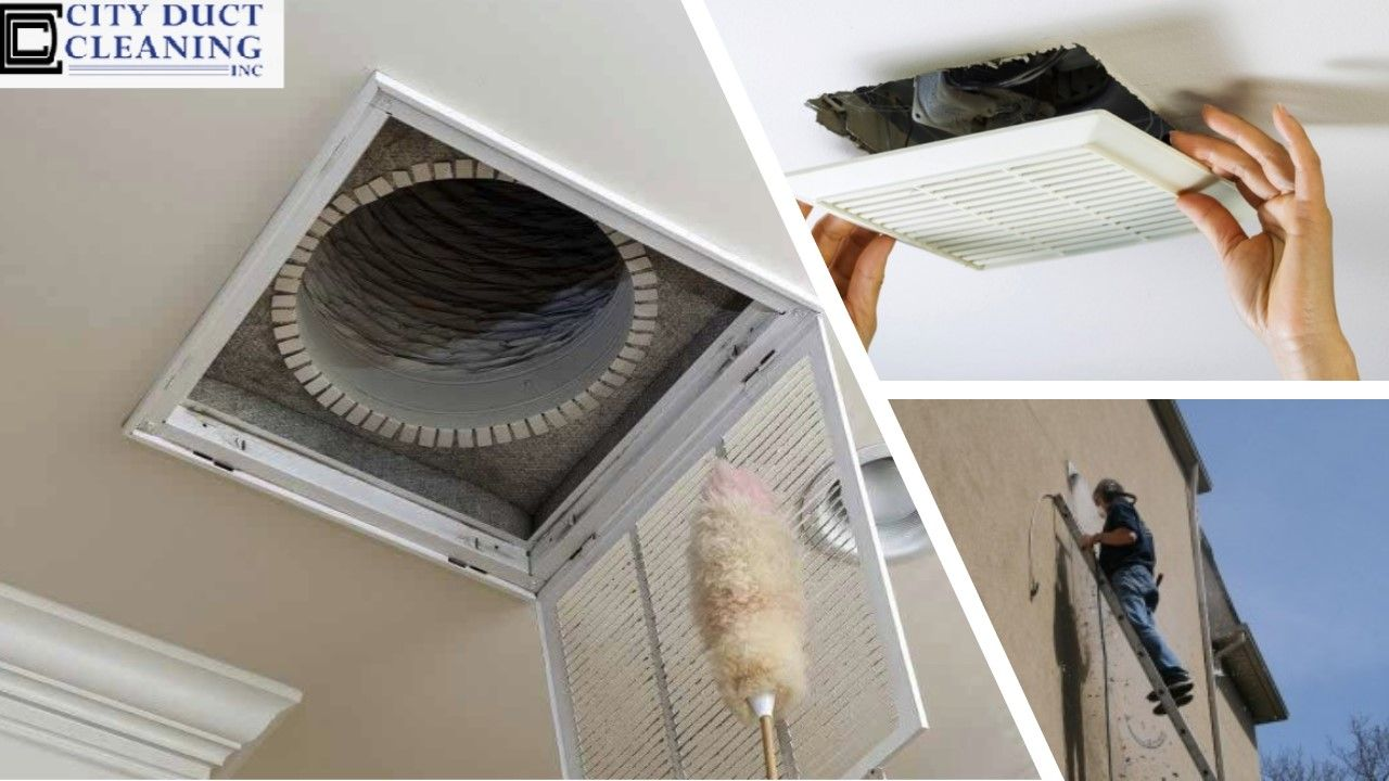 The professionals working with City Duct Cleaning provides