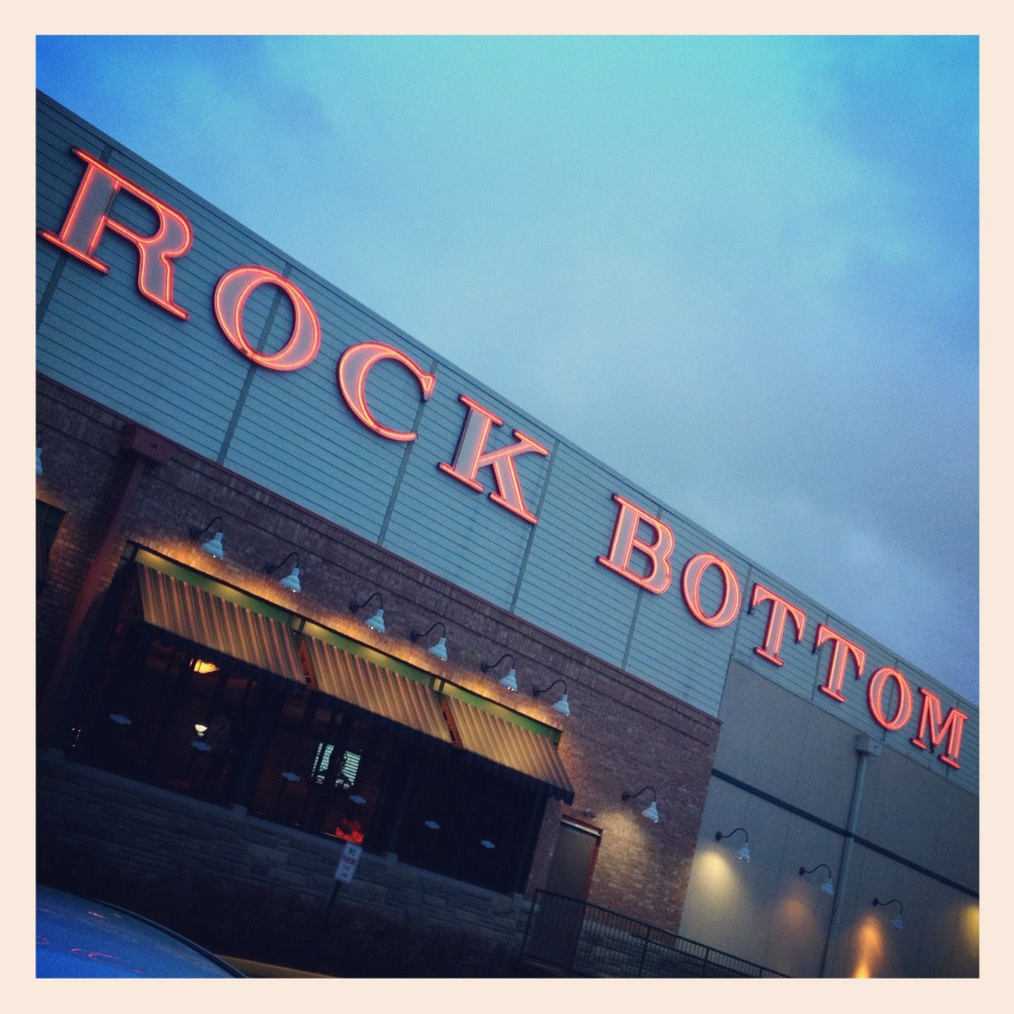 Rock Bottom Brewery The Waterfront, Homestead, PA