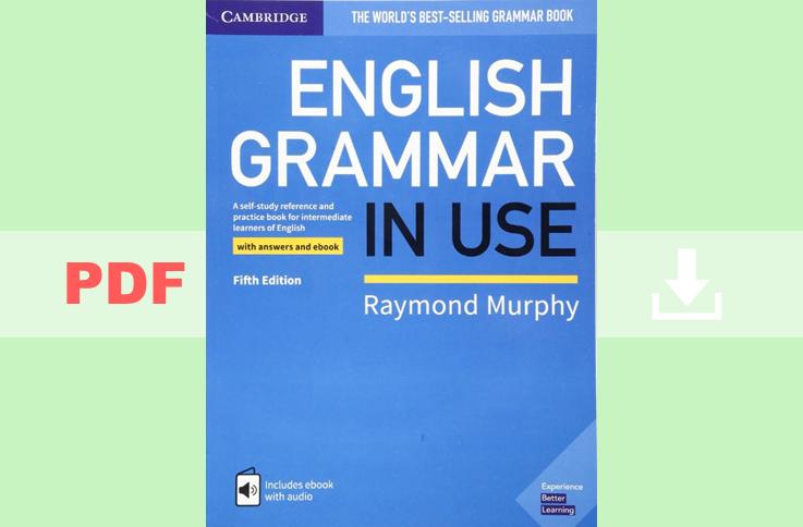 English Grammar In Use Fourth Edition Pdf For Free English Grammar Grammar Book Grammar