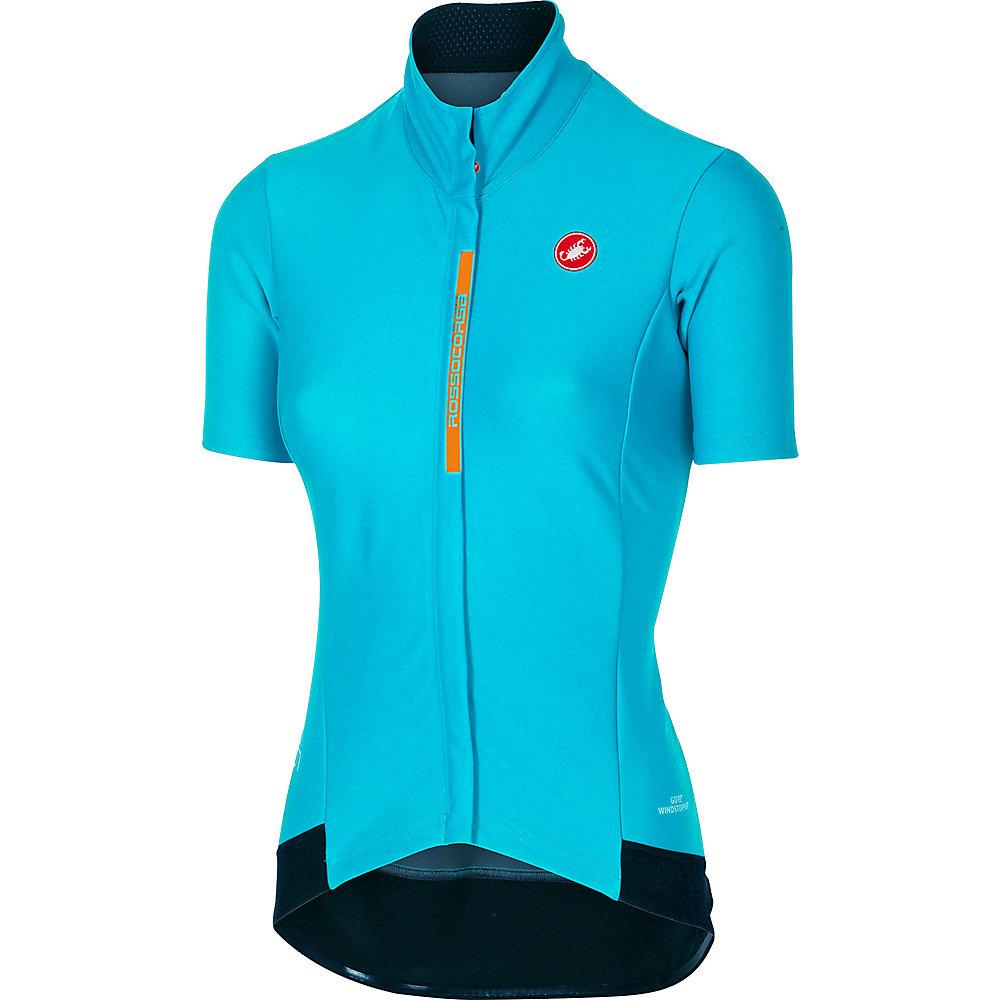 Castelli Women/'s Spada Cycling Jersey FZ