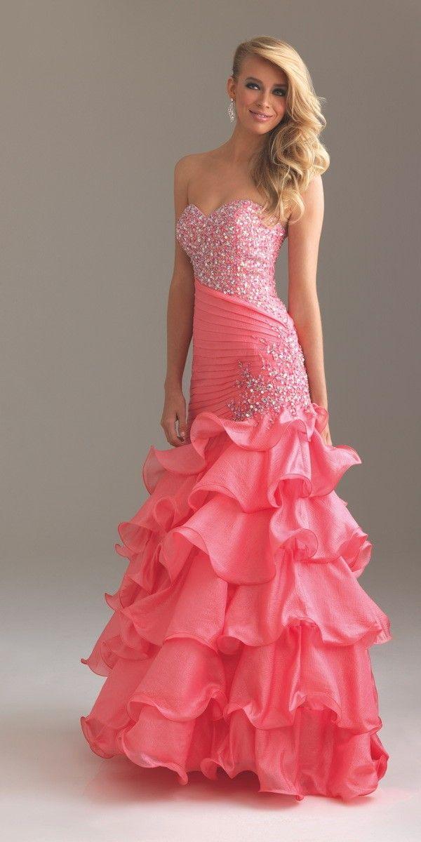 pink pink pink | Clothes | Pinterest | Vestiditos