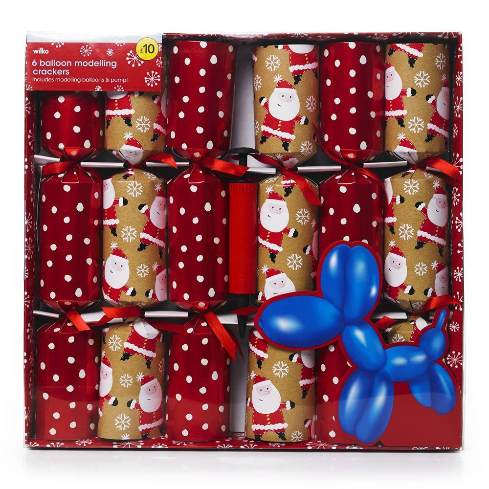 Wilko crackers balloon modelling 6pk stocking fillers pinterest wilko crackers balloon modelling 6pk solutioingenieria Gallery