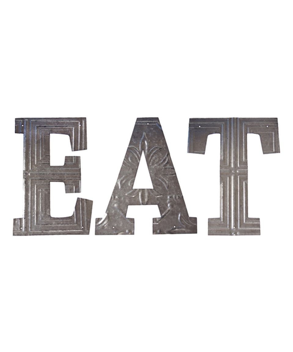 Eatu metal letter wall art letter wall art letter wall and walls