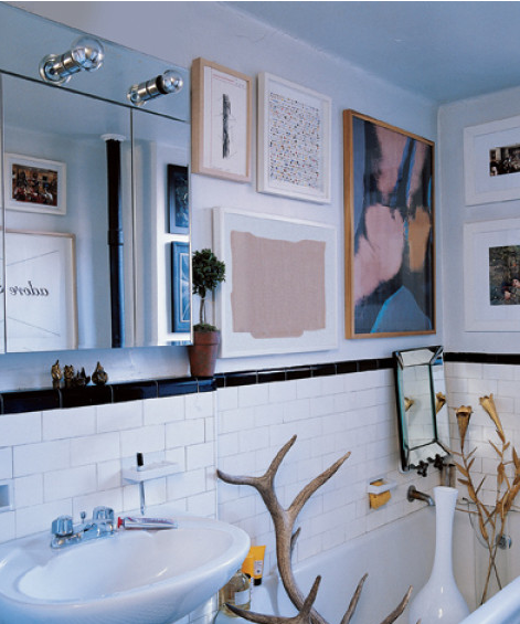 Bathroom Art Bathroom Gallery Wall Bathroom Artwork Gallery Wall