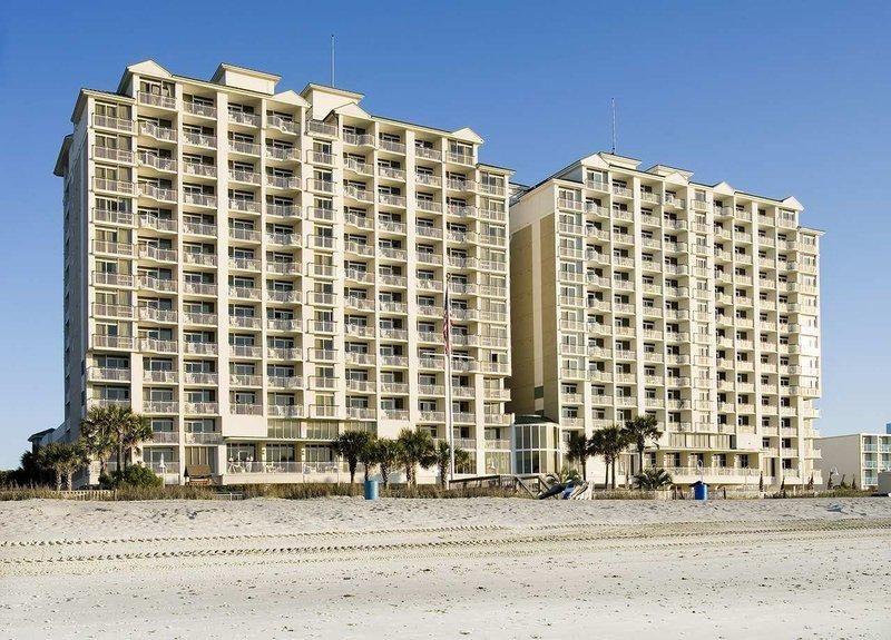Hampton Inn & Suites Myrtle Beach/Oceanfront Myrtle