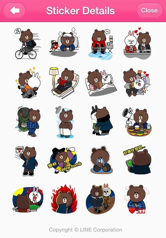LINE Stickers