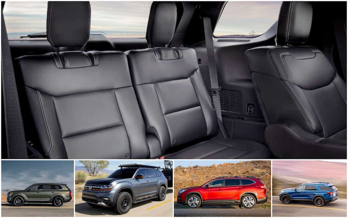 Best 2020 3 Row Suv Models 5 Affordable Worthy Choices 3rd Row Suv Best 3rd Row Suv Best Suv
