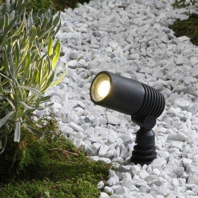 Techmar Ludeco   Alder LED Garden Spotlights