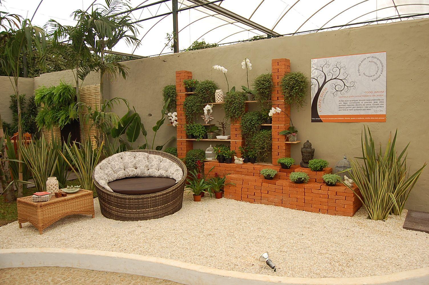 Dicas e fotos de paisagismo e jardinagem para sua casa for Paisagismo e jardinagem