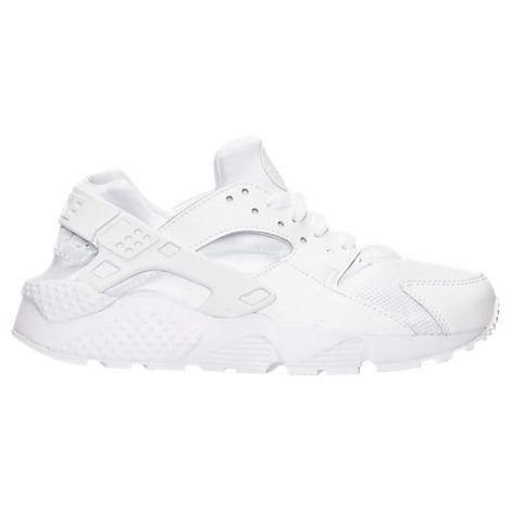 Kids Grade School Nike Huarache Run Running Shoes Must Get