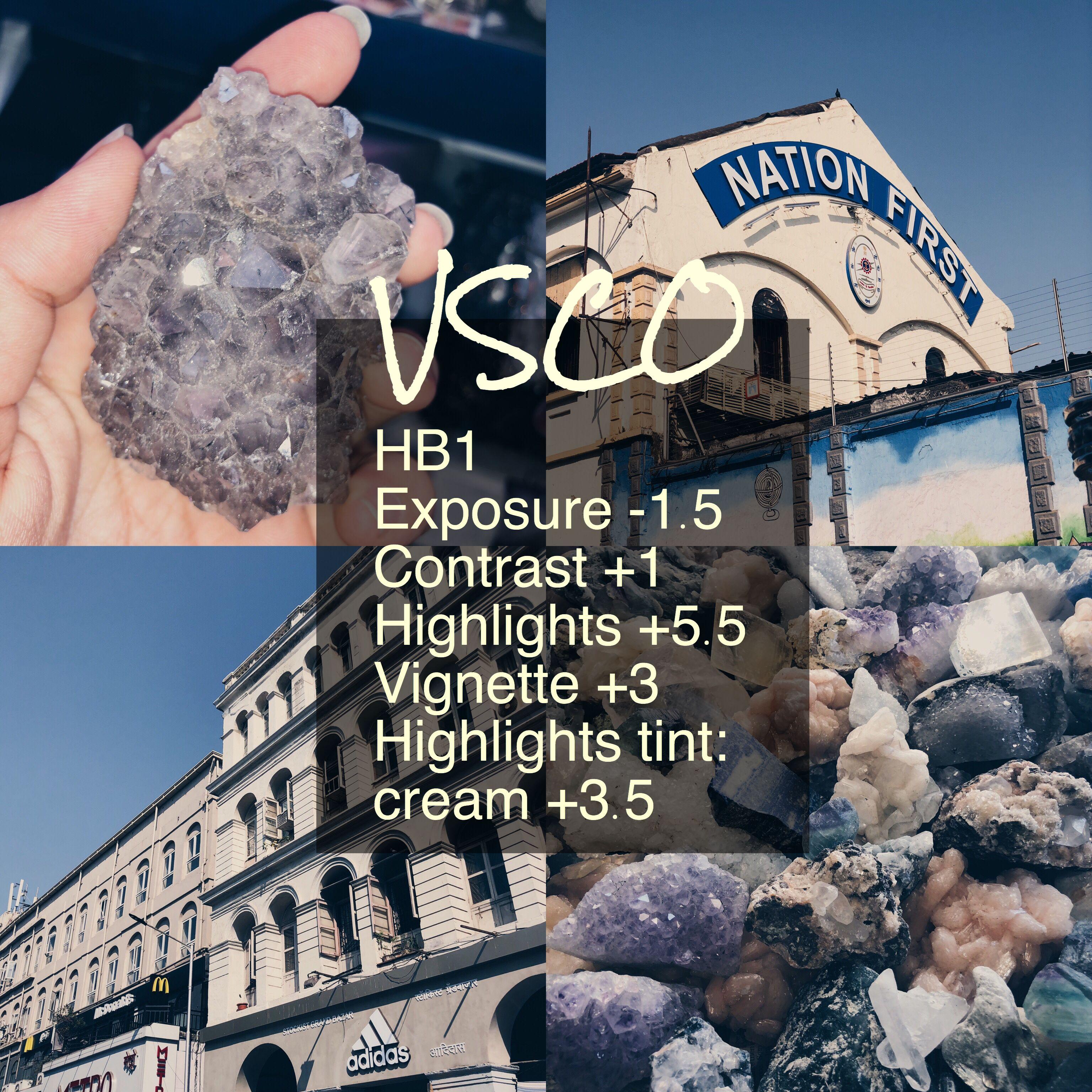 Vsco Filter Fotografi Pengeditan Foto Ilustrasi