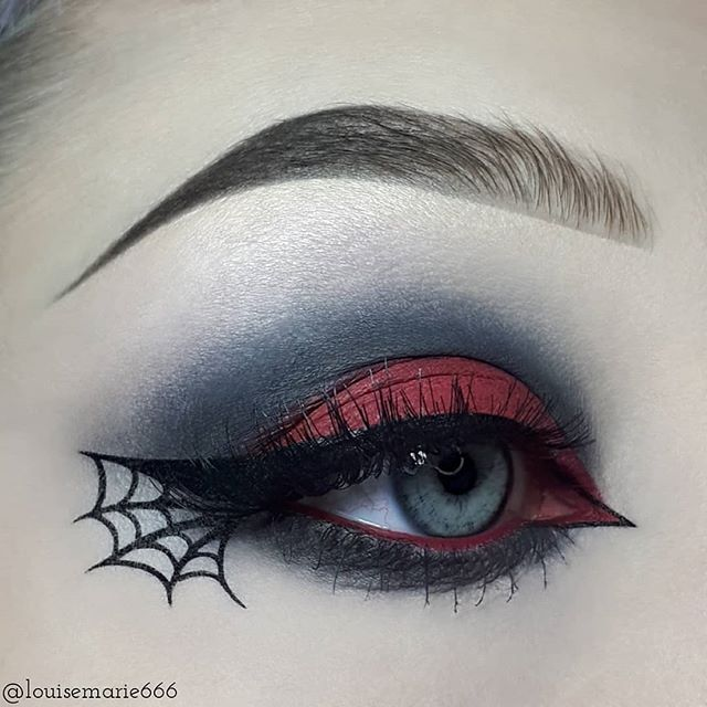 Cat Eyes Are Great But Spider Webs Are Better Louisemarie666