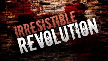 Irresistible Revolution is a series that covers hypocrisy, being crushed and how to respond, and to go out when we realize that God will lift us up. My hope was that our students would see that by how they live will show Jesus to others around them and how irresistible a changed life can be.
