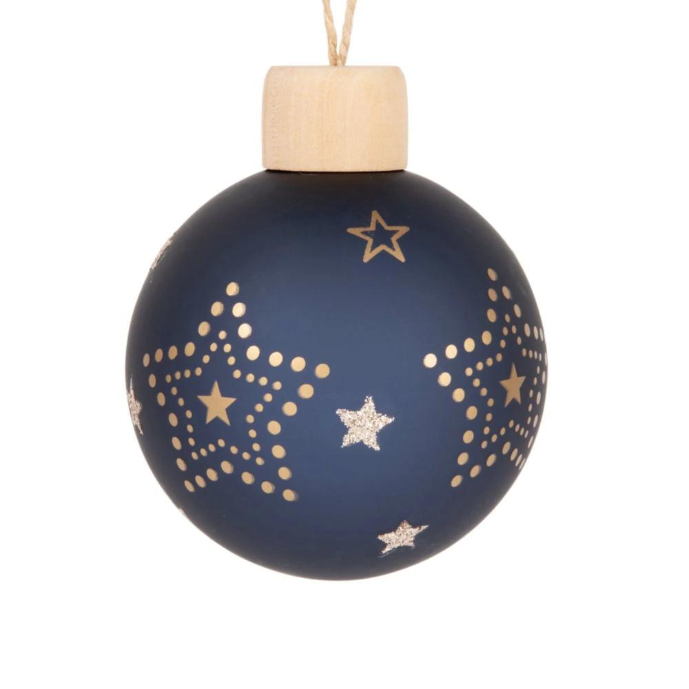 Pin De Cecilia Longhi En Navidad Bolas De Navidad Estrellas Doradas Cristales