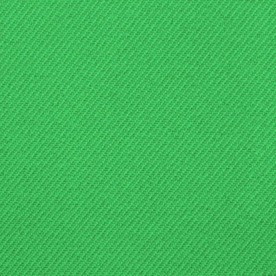 Green Gabardine
