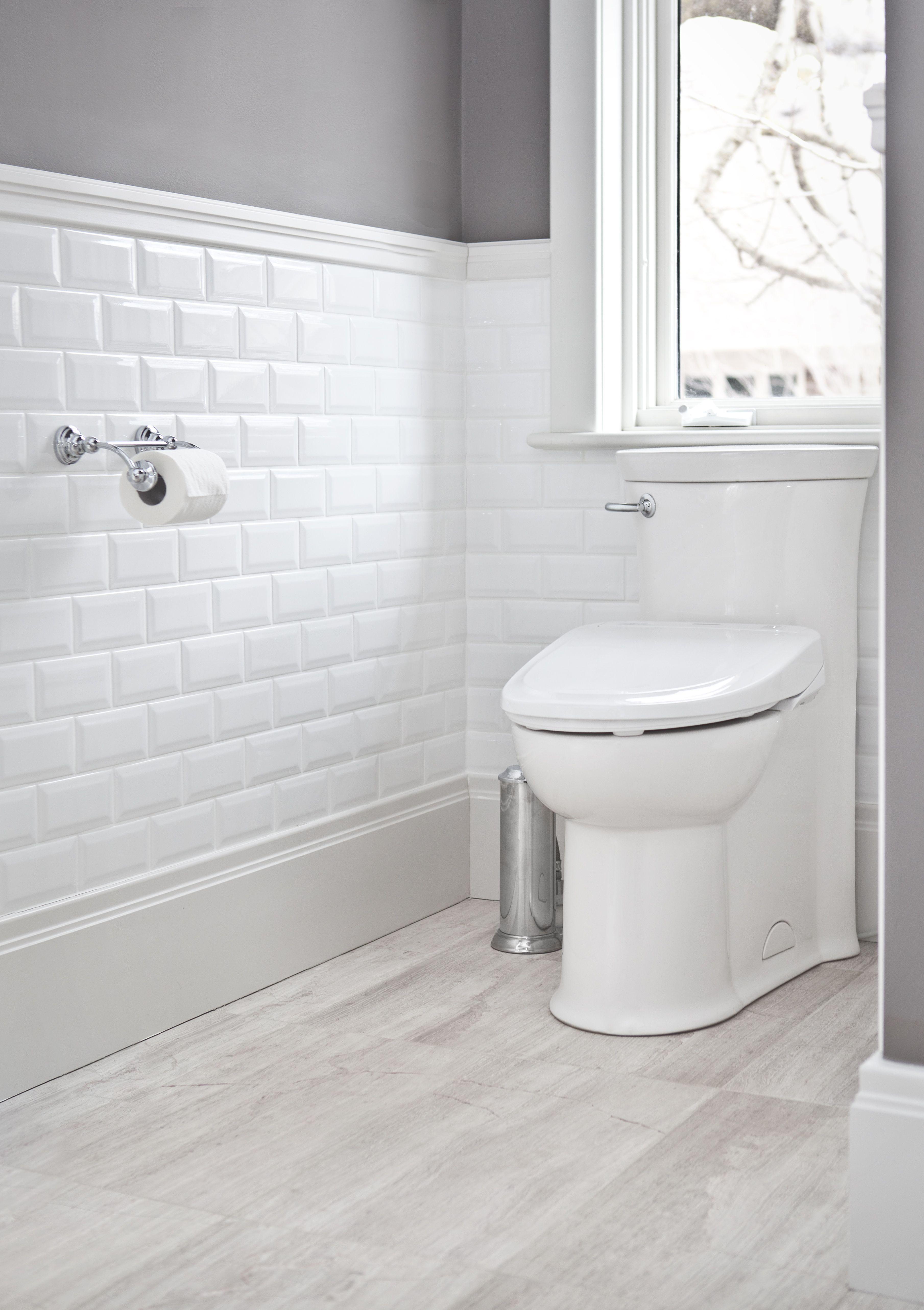 Traditional Bathroom Renovation located in Burlington, Ontario ...