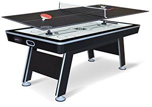 Amazon.com : NHL 80-Inch Hover Hockey Game with Table Tennis Top : Tabletop Table Tennis Games : Sports & Outdoors