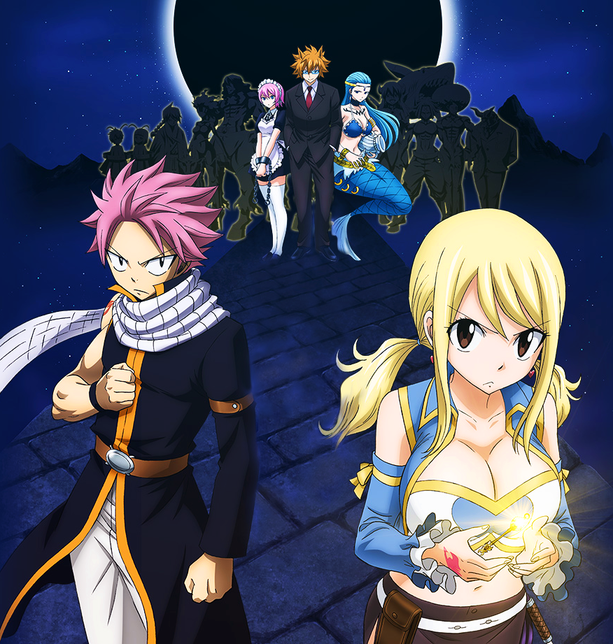 Eclipse Celestial Spirits arc - Fairy Tail Wiki, the site for Hiro Mashima's manga and anime series, Fairy Tail.