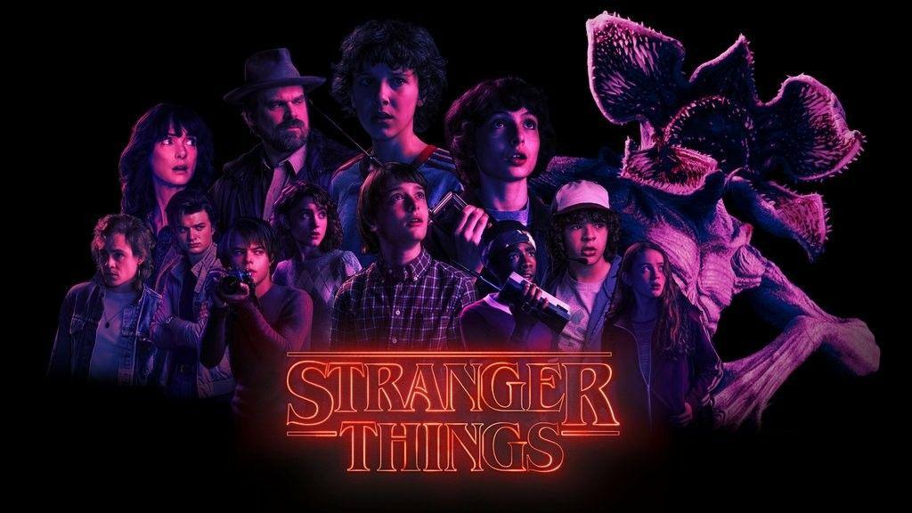 Stranger News on Stranger things, Stranger things