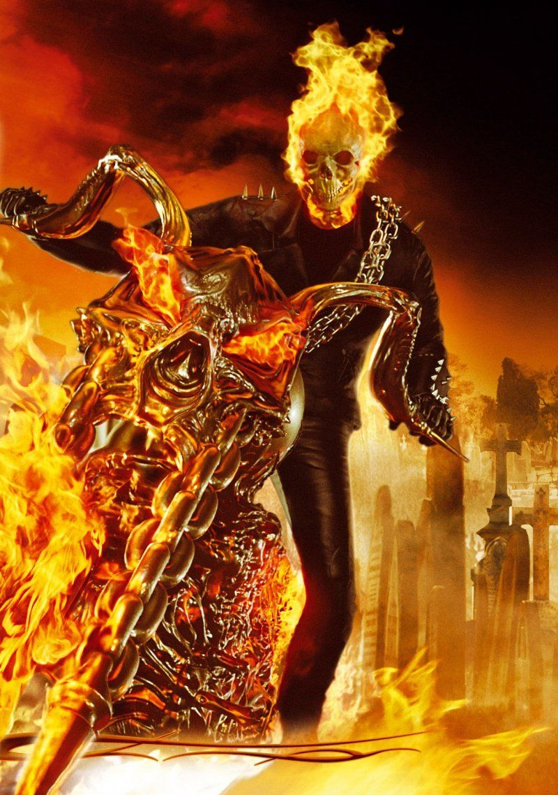 ghost movie pictures | Movie : Ghost Rider >>> | Ghost ...