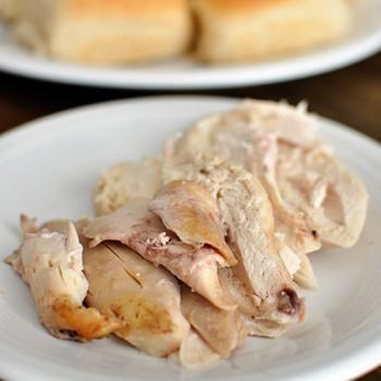 Rock Salt Roast Chicken