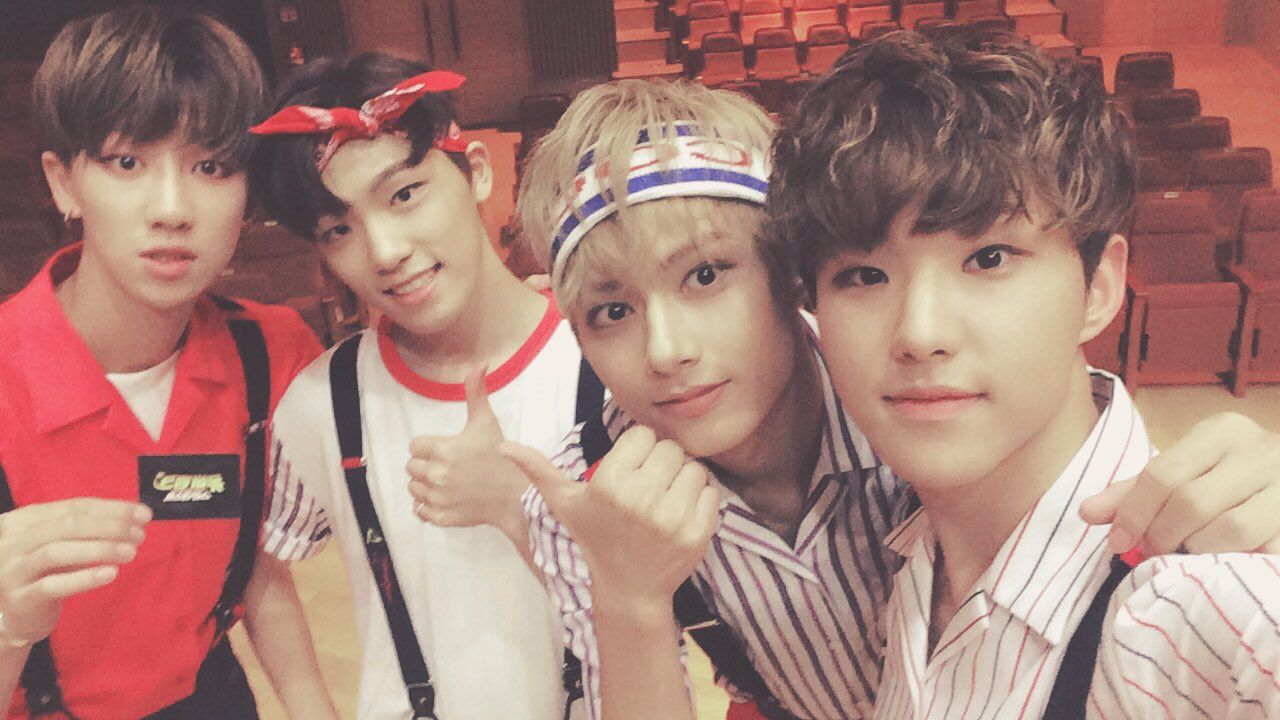 SEVENTEEN : Wonwoo