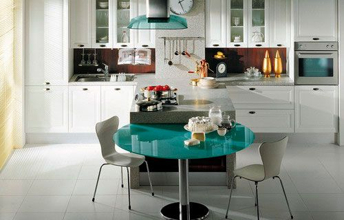 Small Kitchen Tables Design Ideas  Small Modern Kitchen Tables