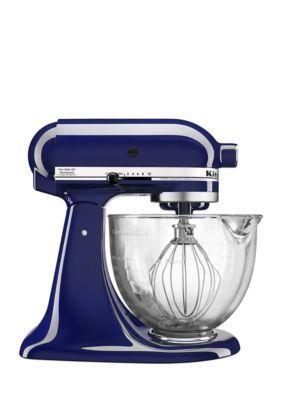 Kitchenaid 5 Quart Tilt Head Stand Mixer Ksm105gb   Cobalt Blue   One Size