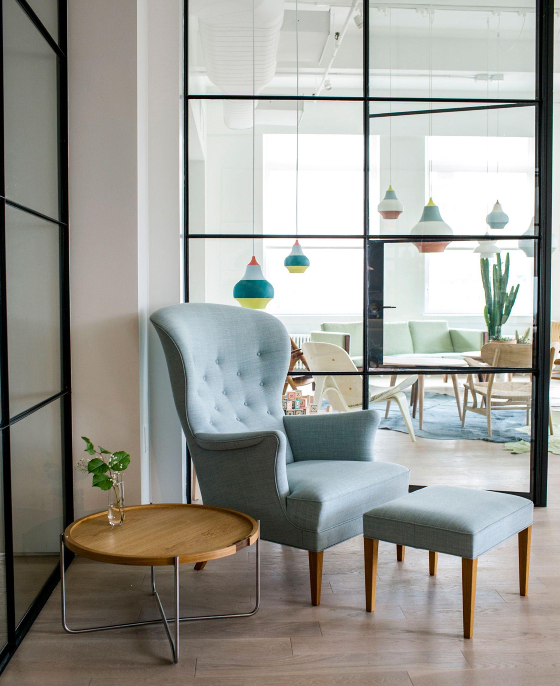 new danish furniture. A Photographic Tour Of The New Carl Hansen NYC Showroom In Flatiron. Danish FurnitureModern Furniture