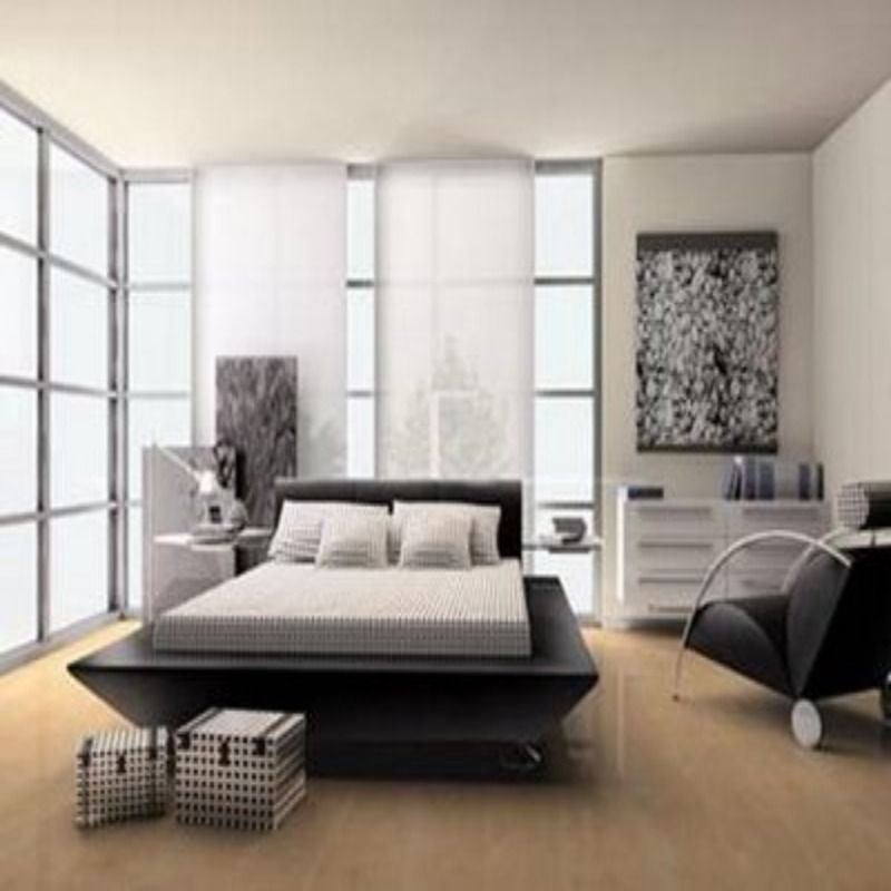 Simple Bedroom Designs For Men Modern Decoration Ideas | Simple ...